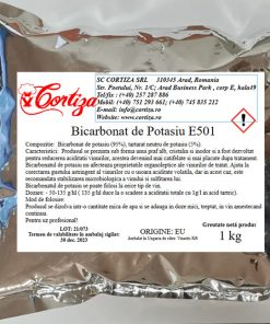Bicarbonat de potasiu